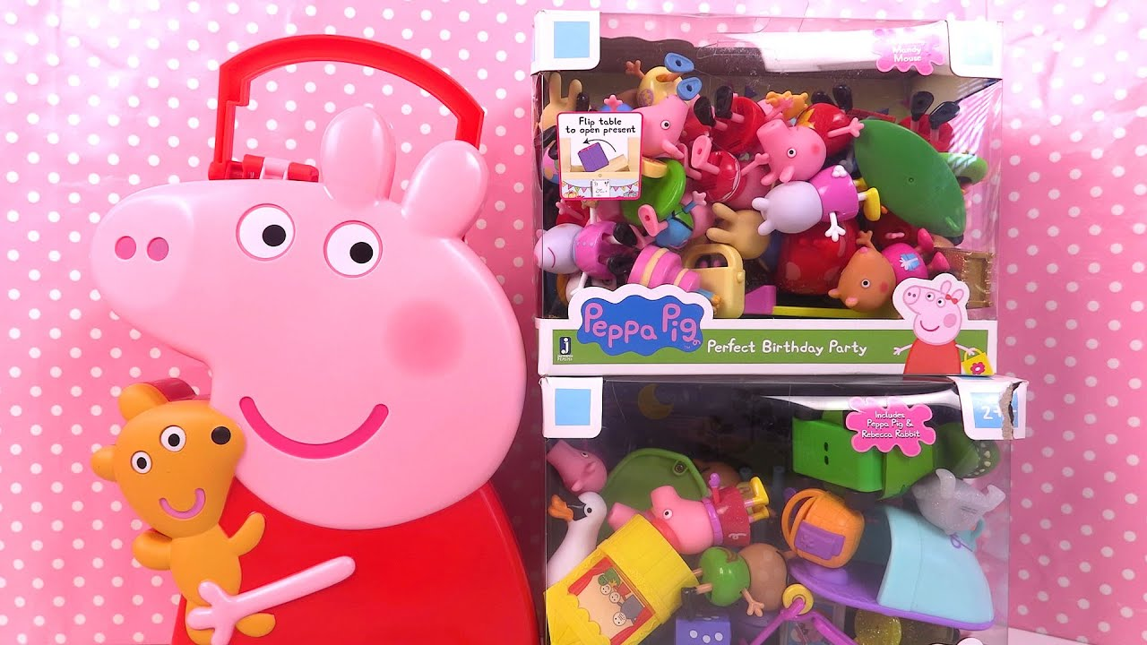 Download Peppa Pig Jouets Collection Accessoires Figurines