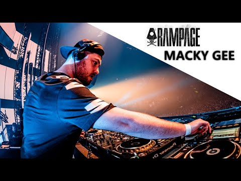 Macky Gee @Rampage 2019 | Drops only
