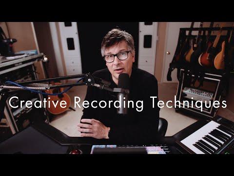 Episode 6 - Creative Recording Techniques