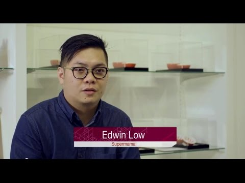 Singapore: Inside Out | Artist Spotlight – Edwin Low