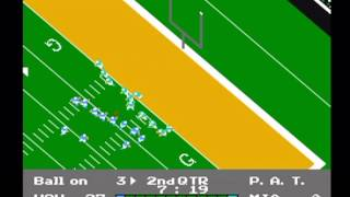 NES Play Action Football - Playoffs { Part 5 }