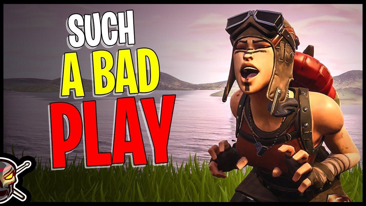 Renegade Raider Thumbnail: Renegade Raider Gameplay - Fortnite - YouTube