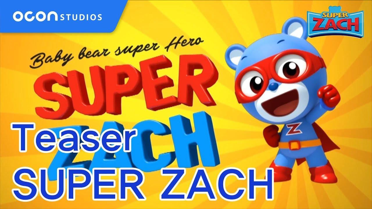 [슈퍼잭] SUPER ZACH TeaserㅣOCON