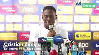Alianza Lima: Cristian Zúliga y su primeras impresiones tras fichas por blanquiazules