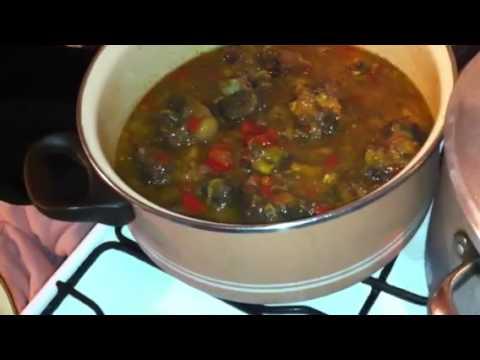 Maman nicole loboko pondu na mikila cuisine congolaise - Cuisine congolaise rdc ...