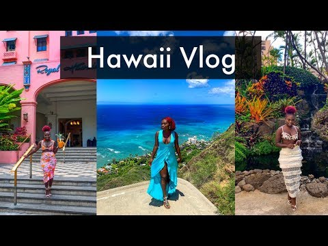 Hawaii Vlog & Recap | Visiting Maui And Honolulu