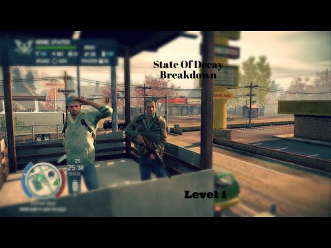 State Of Decay YOSE Breakdown Part 5 Cool Shirt Cop And Flying Zeds!