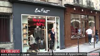 Paris, France - Visite Guidée du Quartier du Marais (Partie 2)