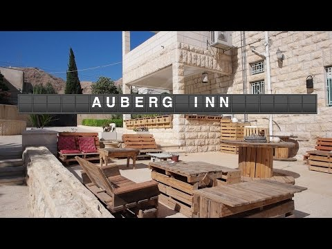 DIY Travel Reviews - Auberg Inn, Jericho, Palestine - Family owned guesthouse