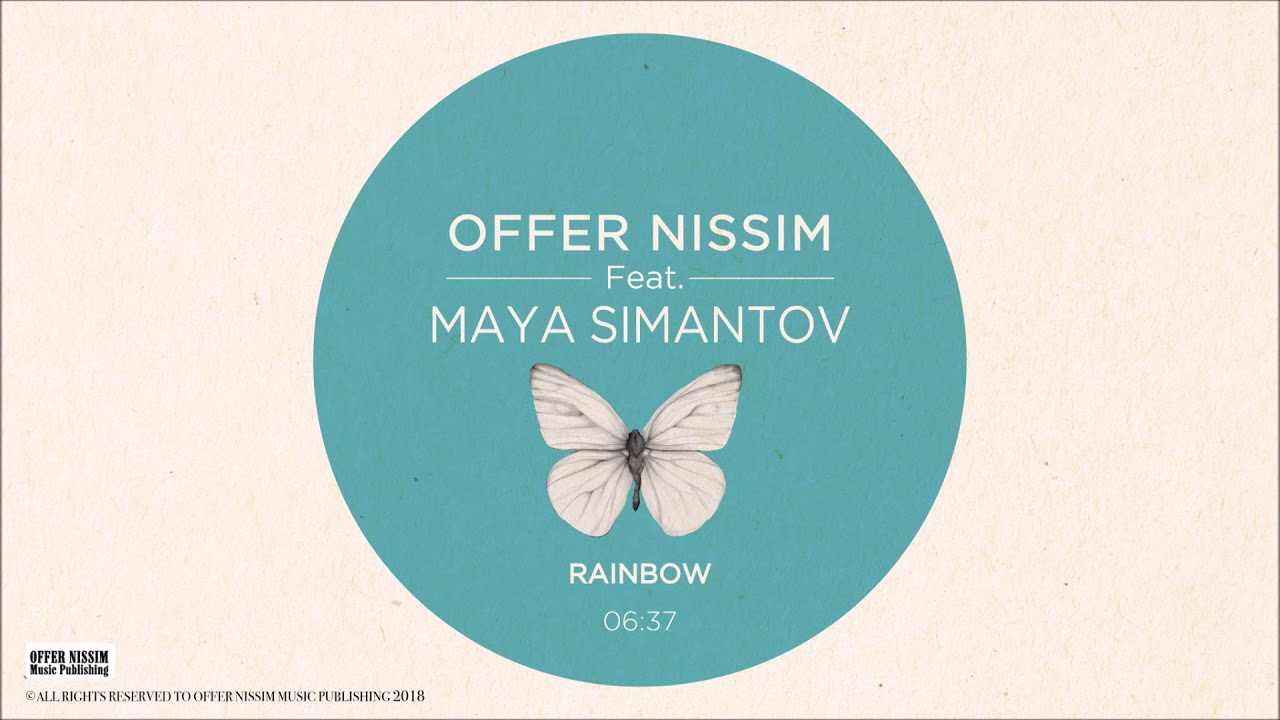 Offer Nissim Feat. Maya Simantov - Rainbow #1
