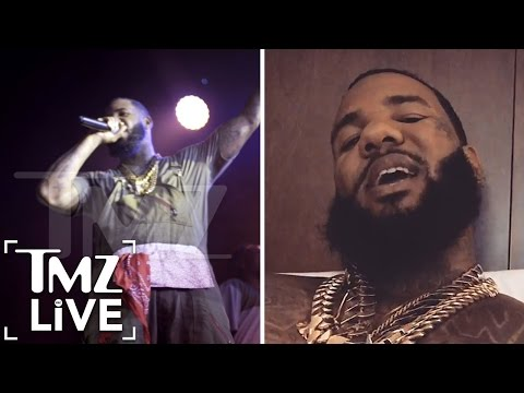 The Game Targeted In Shooting | TMZ Live