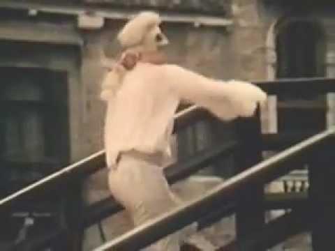 The last ballet-Carla Fracci and Rudolph Nureyev