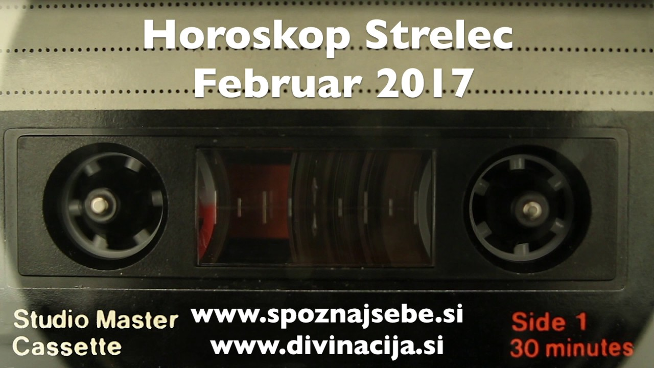 Horoskop Strelec Februar 2017