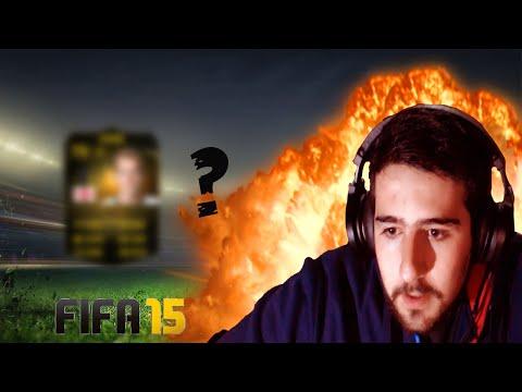 CARTA NEGRA !! y el Enfado Injusto !! - El Equipo Del sobre FIFA 15 Ultimate Team #2