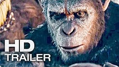 PLANET DER AFFEN: Revolution Extended Trailer 2 Deutsch German | 2014 [HD]