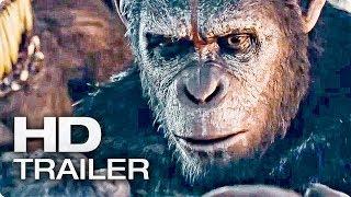 PLANET DER AFFEN: Revolution Extended Trailer 2 Deutsch German | 2014 [HD]