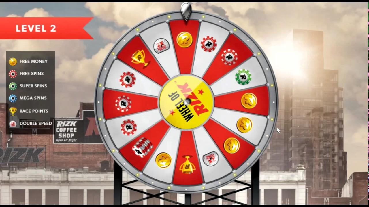 Rizk Casino Login