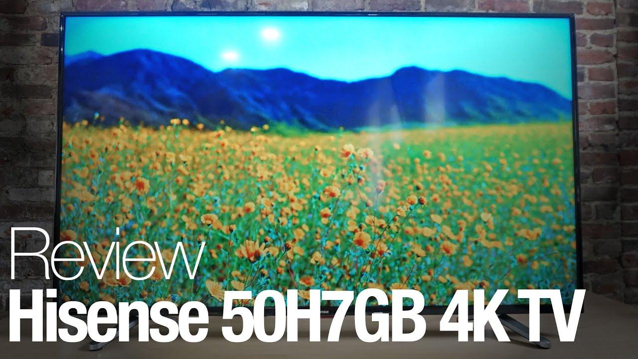 Review: Hisense $600 4K TV