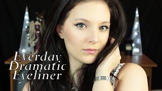Makeup Tutorial: Wearable Dramatic Eye Liner Thumbnail