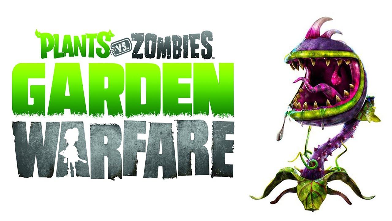 Plants vs zombies garden warfare chomper 2 youtube plants vs zombies garden warfare chomper 2 voltagebd Image collections