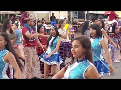 Carnaval de Tegucigalpa - Liceo San Juan, Inst. Pineda Ponce, Santa Mónica