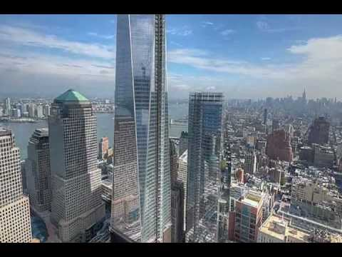 New York Freedom Tower At World Trade Center Youtube