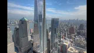 new york freedom tower at world trade center