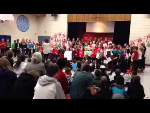 John Dearness Christmas Concert 2014