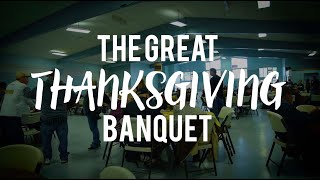 Redwood Gospel Mission's Great Thanksgiving Banquet- Full Video