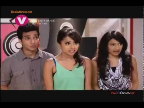 Dil Dosti Dance (D3) Channel V - Foreign Dean Inspects the C