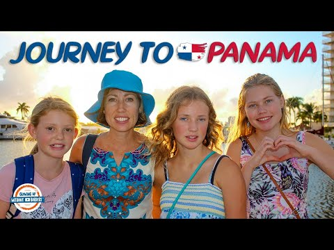 Journey to Panama –  Join us for an adventure through Central America | 90+ Countries with 3 Kids