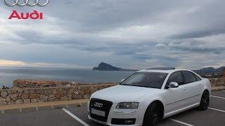 ARTYUR test drive # Audi s8 5.2 V10