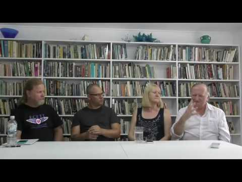 Episode 148 James Gilliland, Sheryl Gottschall and Barry Taylor - The Peter Maxwell Slattery Show