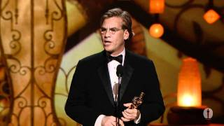 Aaron Sorkin Wins Adapted Screenplay: 2011 Oscars