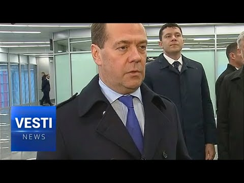 BREAKING! Medvedev Promises Harsh Sanctions Against Ukrainian Politicians, Oligarchs and Exports