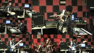 Hari Raya Music Malaysia - Seloka Hari Raya Instrumental Cover, Eizaz Azhar (Uji Rashid & Hail Amir)