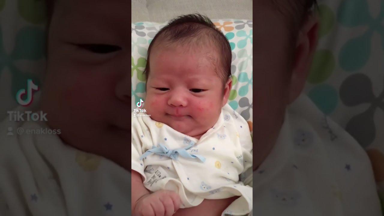 【赤ちゃんが激変!!!】新生児と現在(5歳)♡ 国際結婚|海外生活 | ママライフ #shorts
