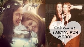 Follow me Around: BARCELONA | PARTY,  FUN, FOOD, Roomtour | FMA mit 007morgenstern | #wienerallee
