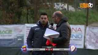 Soriano - Locri 0-2 gara integrale