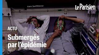 Covid-19 : Hôpitaux débordés, pénurie d'oxygène, variant inquiétant... L'Inde en plein cauchemar