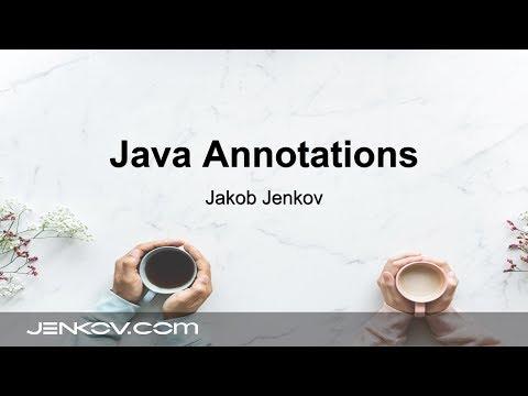 Java Annotations