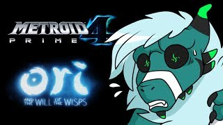 My Metroid Prime 4 and Ori 2 Reaction