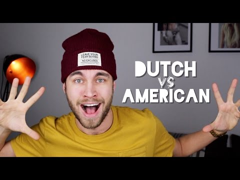 10 THINGS DUTCH PEOPLE DO DIFFERENTLY THAN AMERICANS