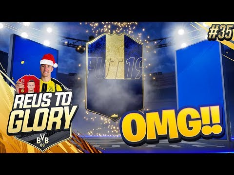 WE PACKED A TOTY!! | Reus To Glory #35 | FIFA 19 Road To Glory thumbnail