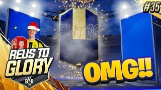 WE PACKED A TOTY!! | Reus To Glory #35 | FIFA 19 Road To Glory