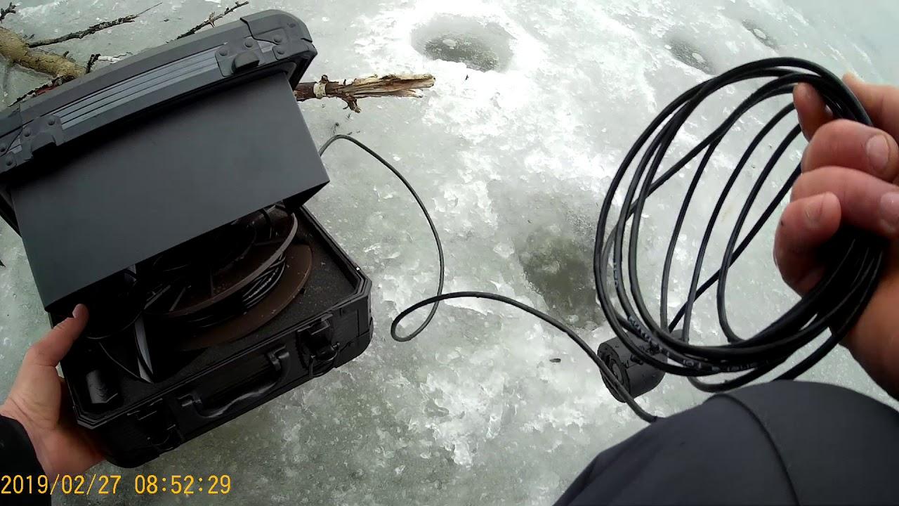 Обзор подводной камеры