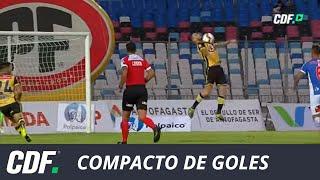 Deportes Antofagasta 0 - 1 Coquimbo Unido | Campeonato AFP PlanVital 2019 | Fecha 9 | CDF