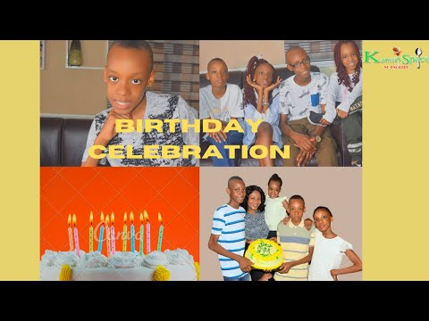 My son's cool birthday celebration during the lockdown, birthday vlog nigeria, birthday vlog