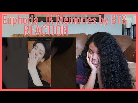 [BTS FESTA 2019] Euphoria (DJ Swivel Forever Mix) - JK memories by BTS REACTION