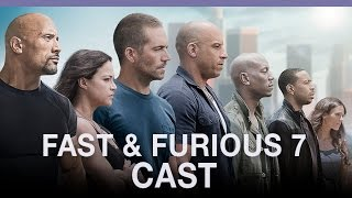 Gambar cover Fast & Furious 7: How the franchise said goodbye to Paul Walker